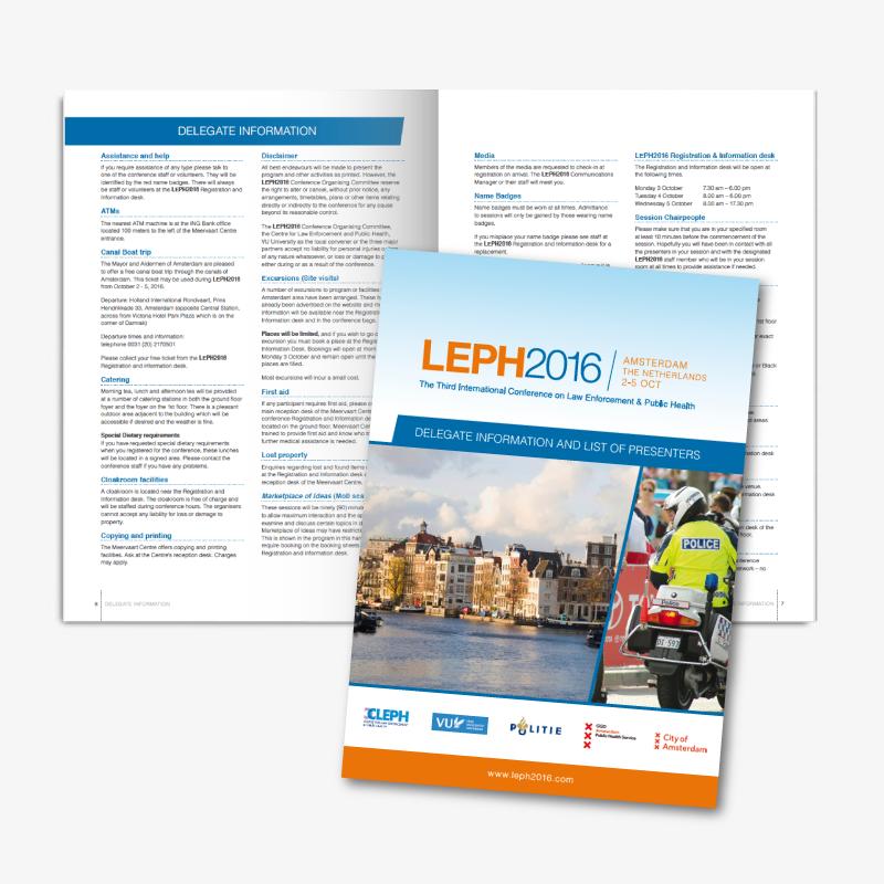 LEPH2016 Program Handbook