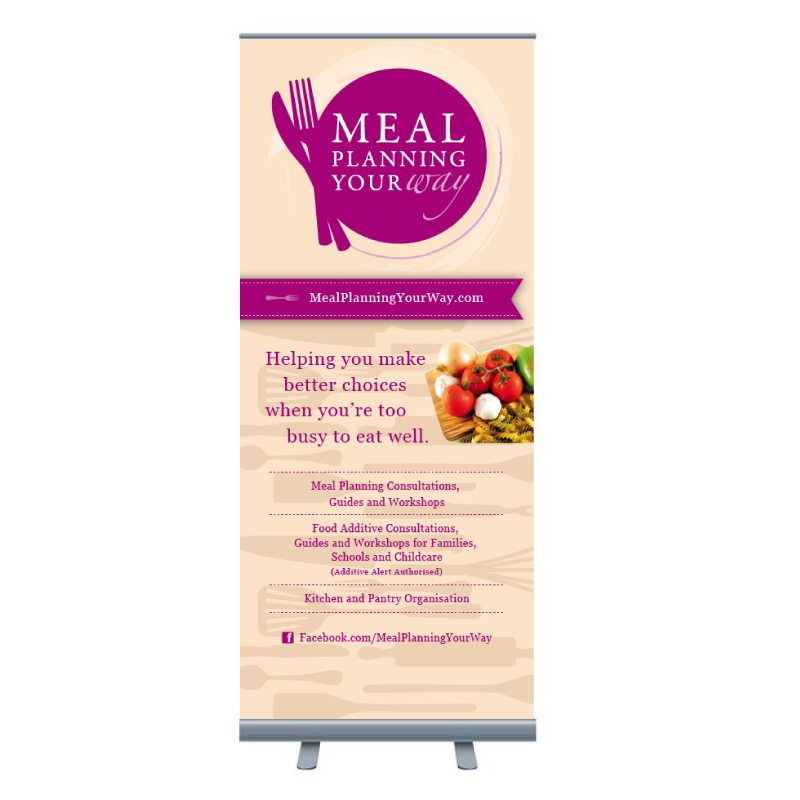 MPYW Pull-up Banner