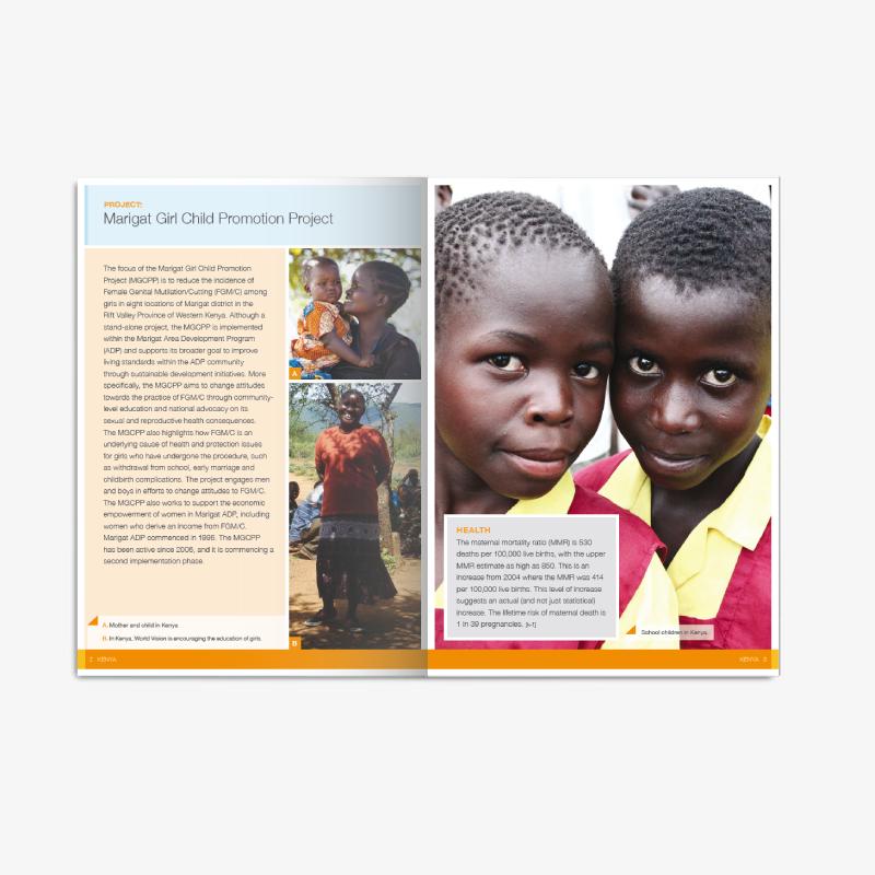 Nossal Institute Booklet Spread